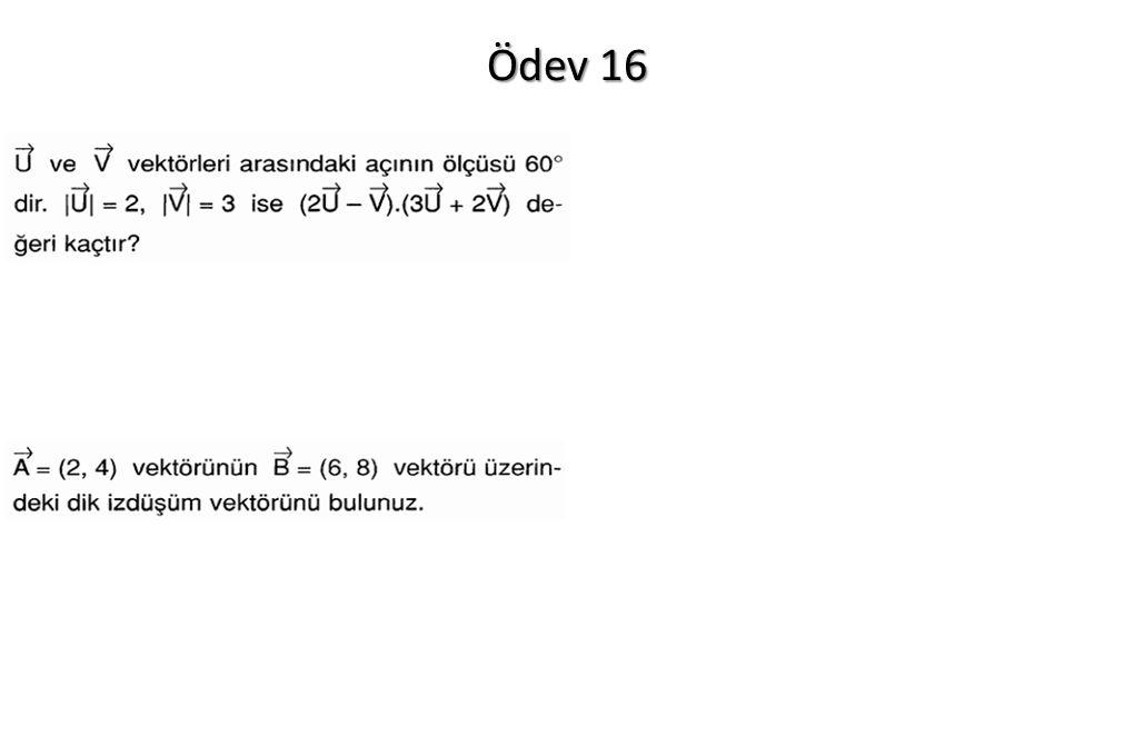 Ödev 16