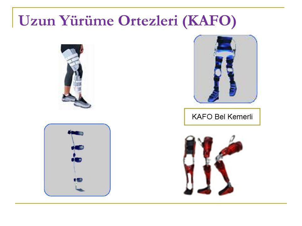 Uzun Yürüme Ortezleri (KAFO)