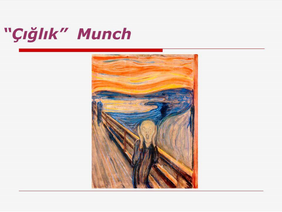 Çığlık Munch