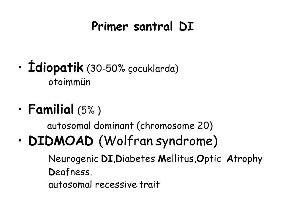 İdiopatik (30-50% çocuklarda)