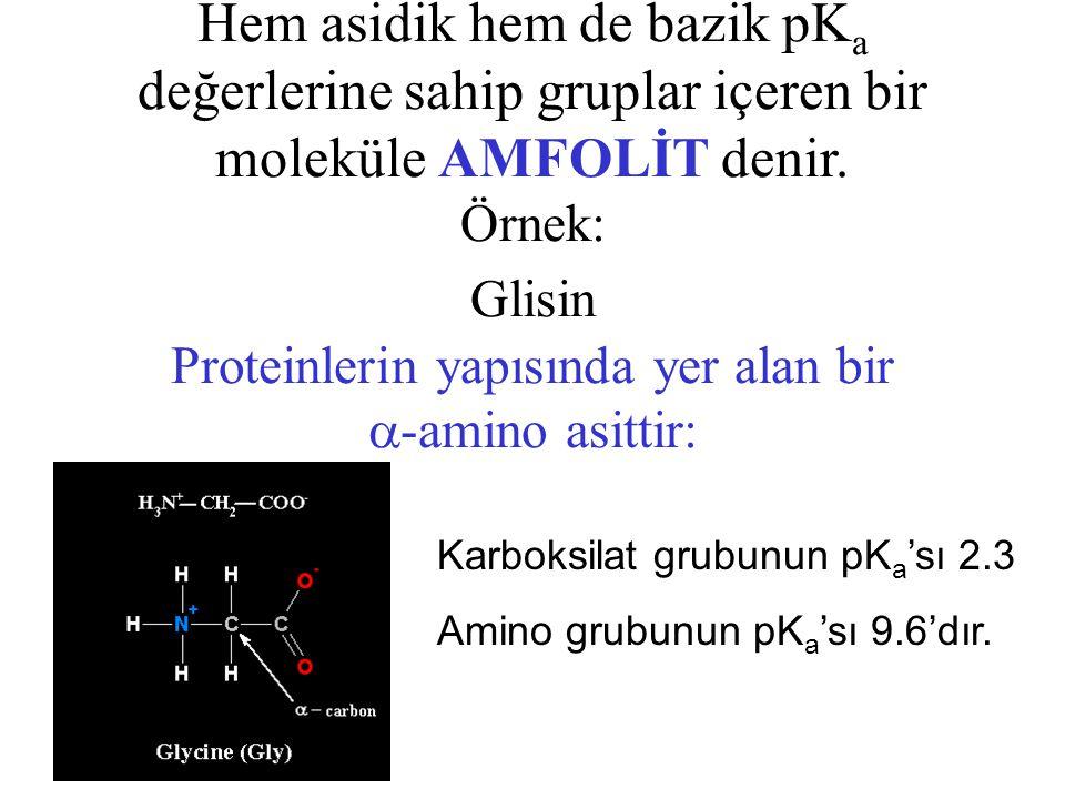 Proteinlerin yapısında yer alan bir