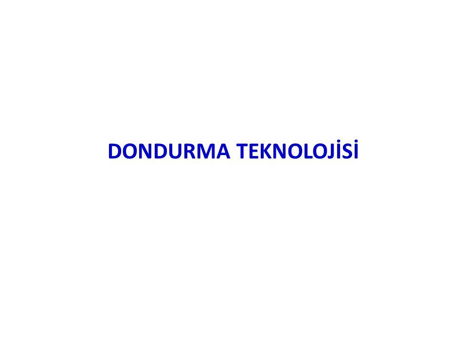 DONDURMA TEKNOLOJİSİ