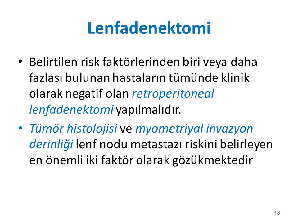 Lenfadenektomi