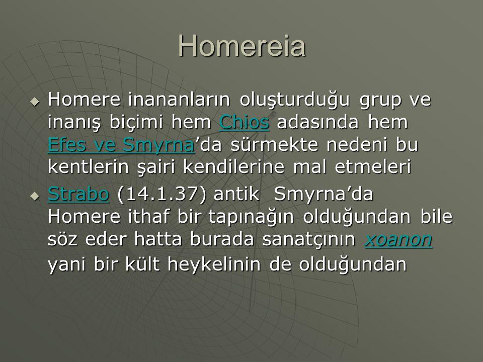 Homereia