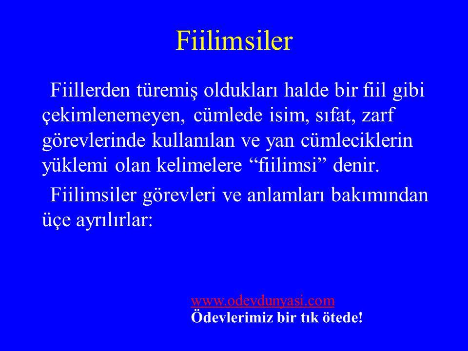 Fiilimsiler