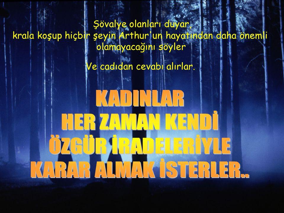 KADINLAR HER ZAMAN KENDİ ÖZGÜR İRADELERİYLE KARAR ALMAK İSTERLER..