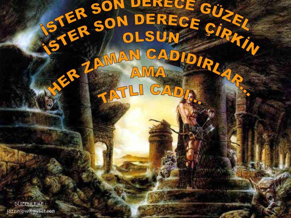 İSTER SON DERECE ÇİRKİN