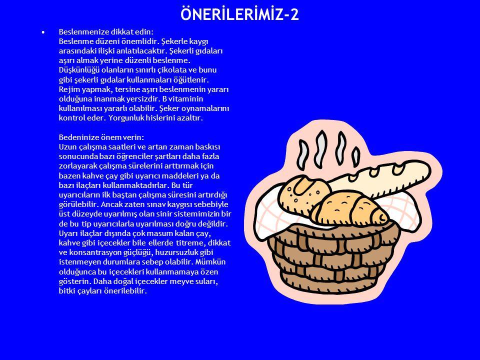 ÖNERİLERİMİZ-2