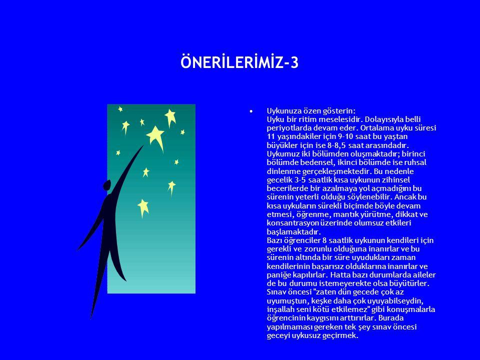 ÖNERİLERİMİZ-3
