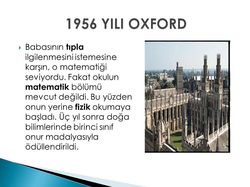 1956 YILI OXFORD
