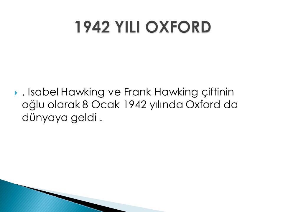 1942 YILI OXFORD .