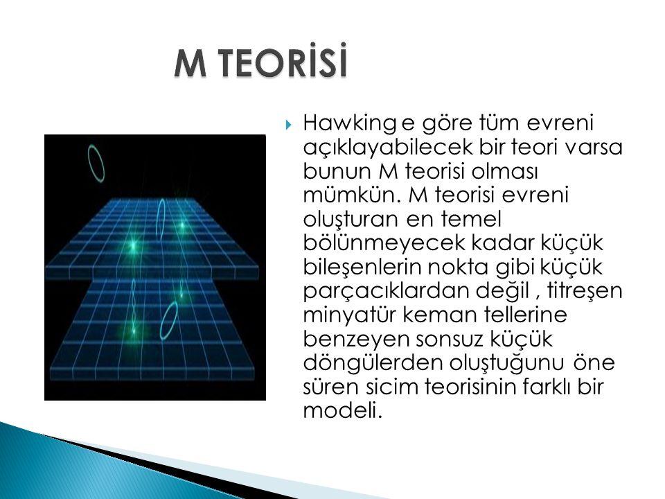 M TEORİSİ