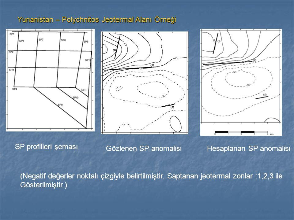 Yunanistan – Polychnitos Jeotermal Alanı Örneği