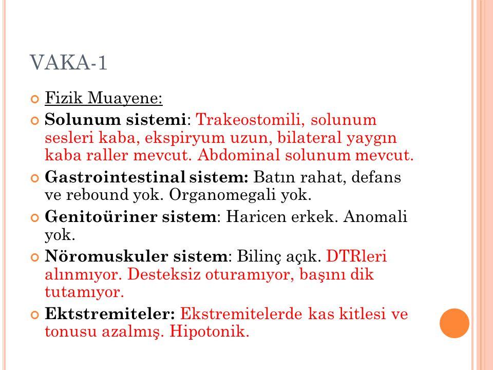 VAKA-1 Fizik Muayene: