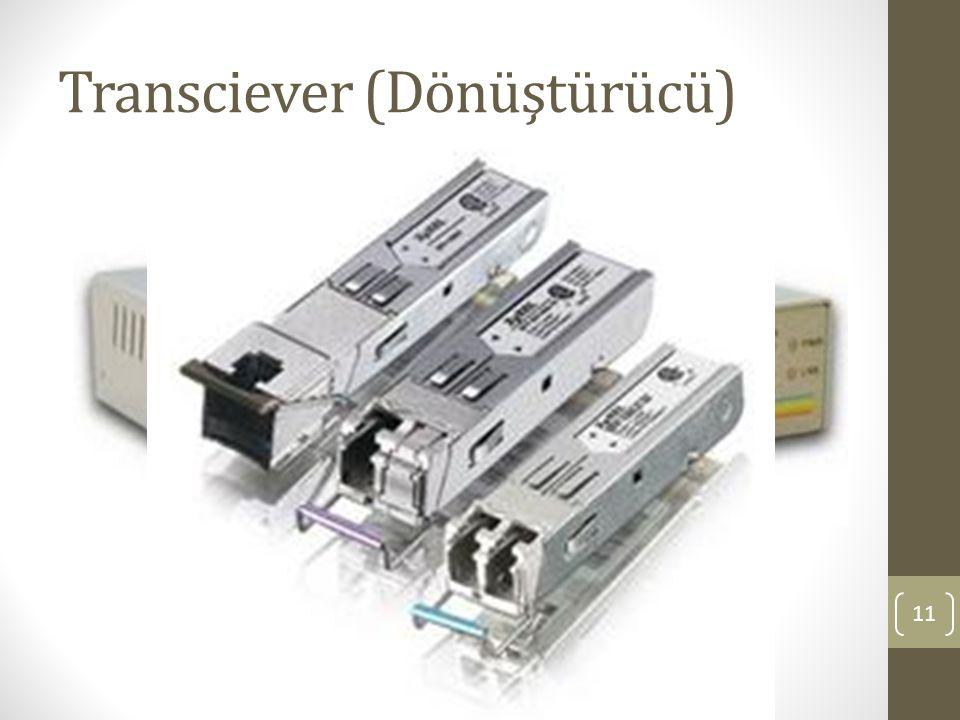 Transciever (Dönüştürücü)