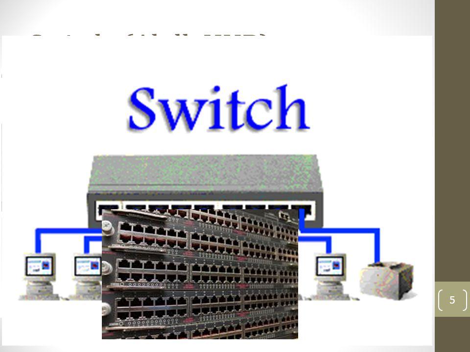 Switch (Akıllı HUB)