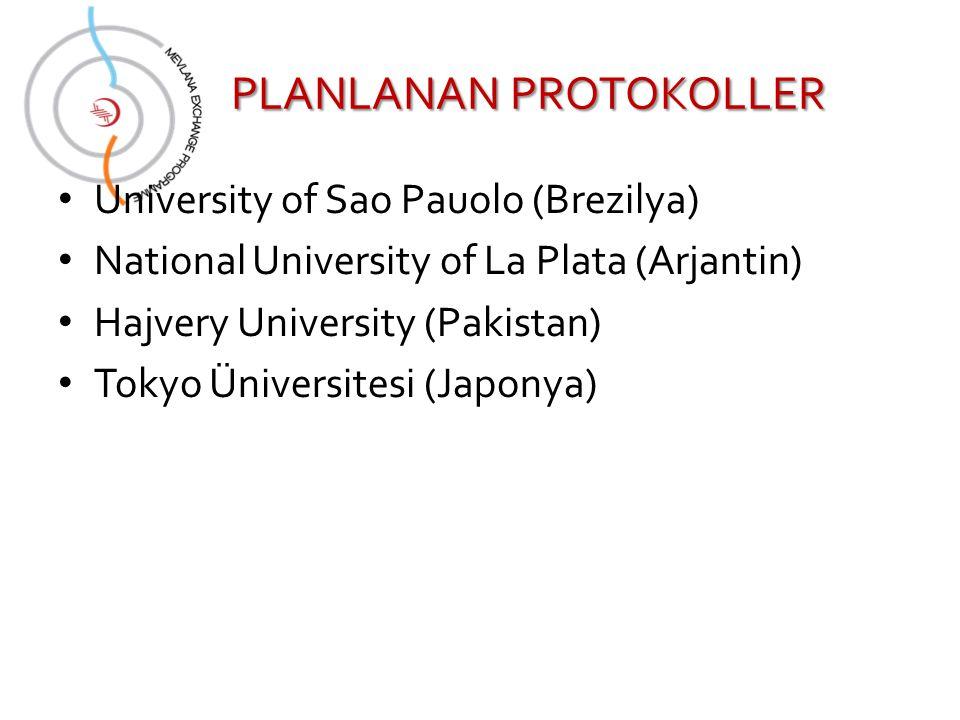 PLANLANAN PROTOKOLLER