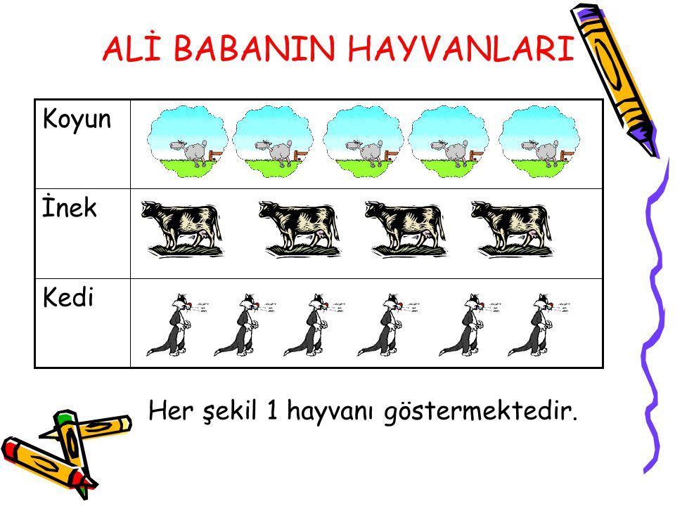 ALİ BABANIN HAYVANLARI