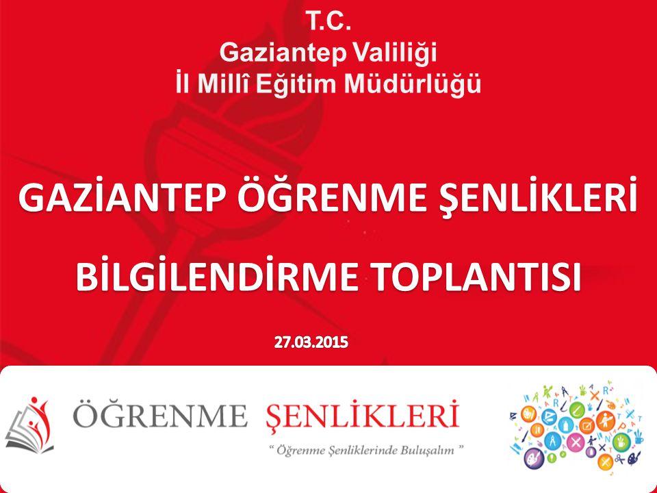 T.C. Gaziantep Valiliği İl Millî Eğitim Müdürlüğü
