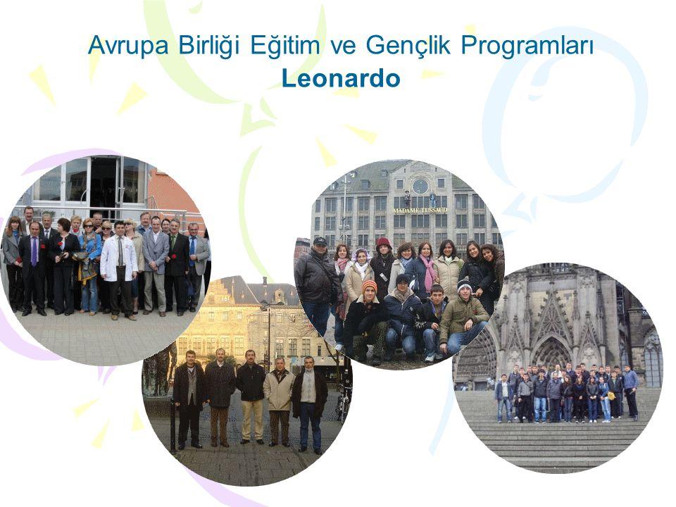 Avrupa Birliği Eğitim ve Gençlik Programları Leonardo
