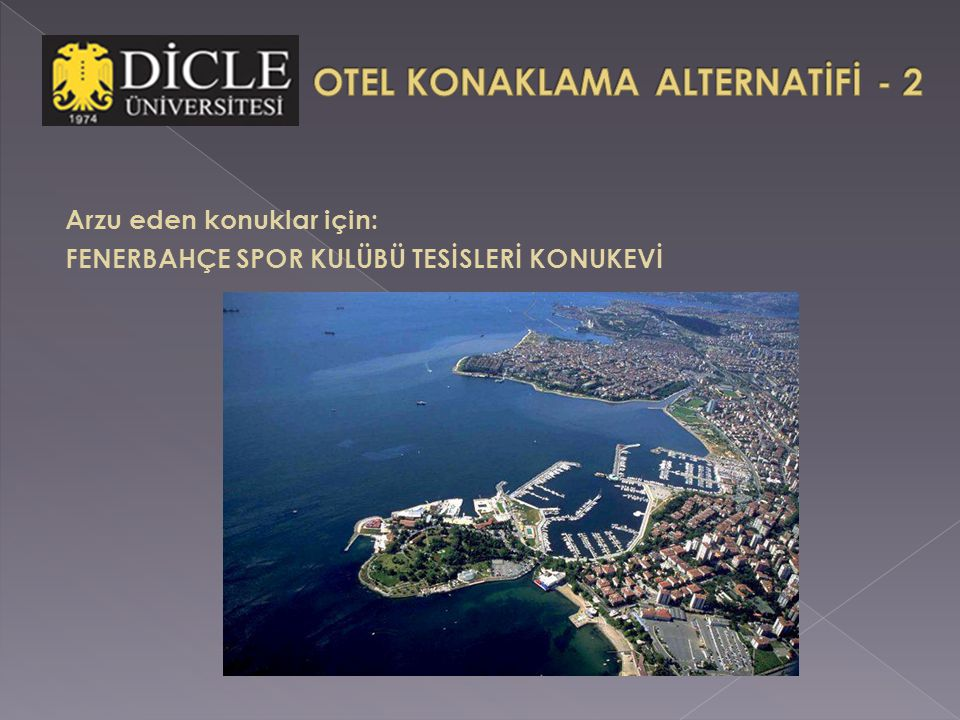 OTEL KONAKLAMA ALTERNATİFİ - 2