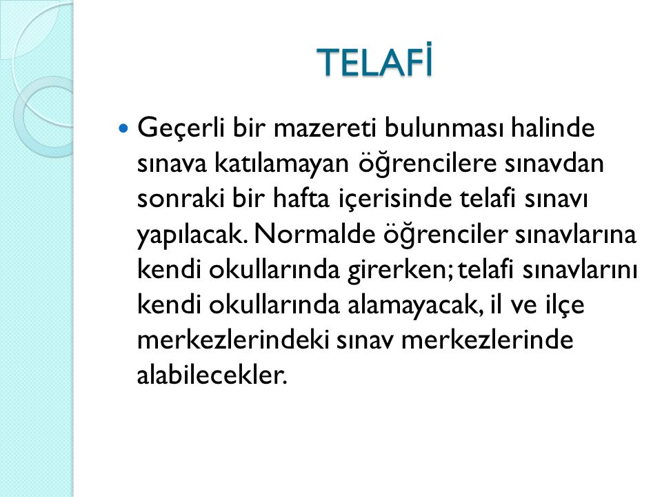 TELAFİ