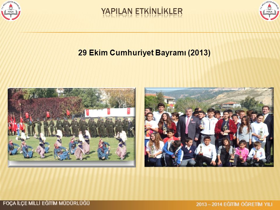 29 Ekim Cumhuriyet Bayramı (2013)