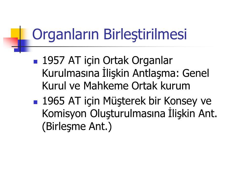 Organların Birleştirilmesi