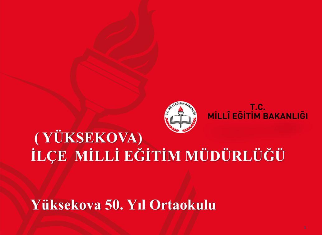 Yüksekova 50. Yıl Ortaokulu
