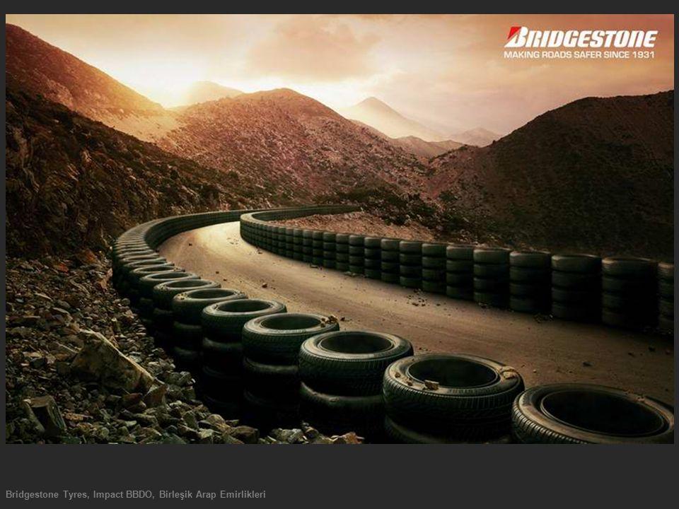Bridgestone Tyres, Impact BBDO, Birleşik Arap Emirlikleri