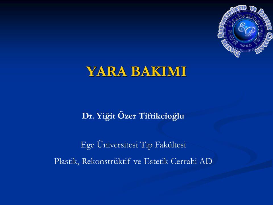 Dr. Yiğit Özer Tiftikcioğlu