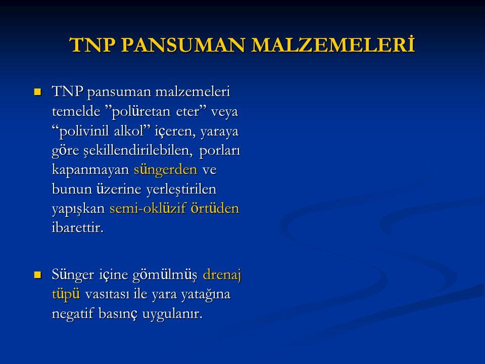 TNP PANSUMAN MALZEMELERİ
