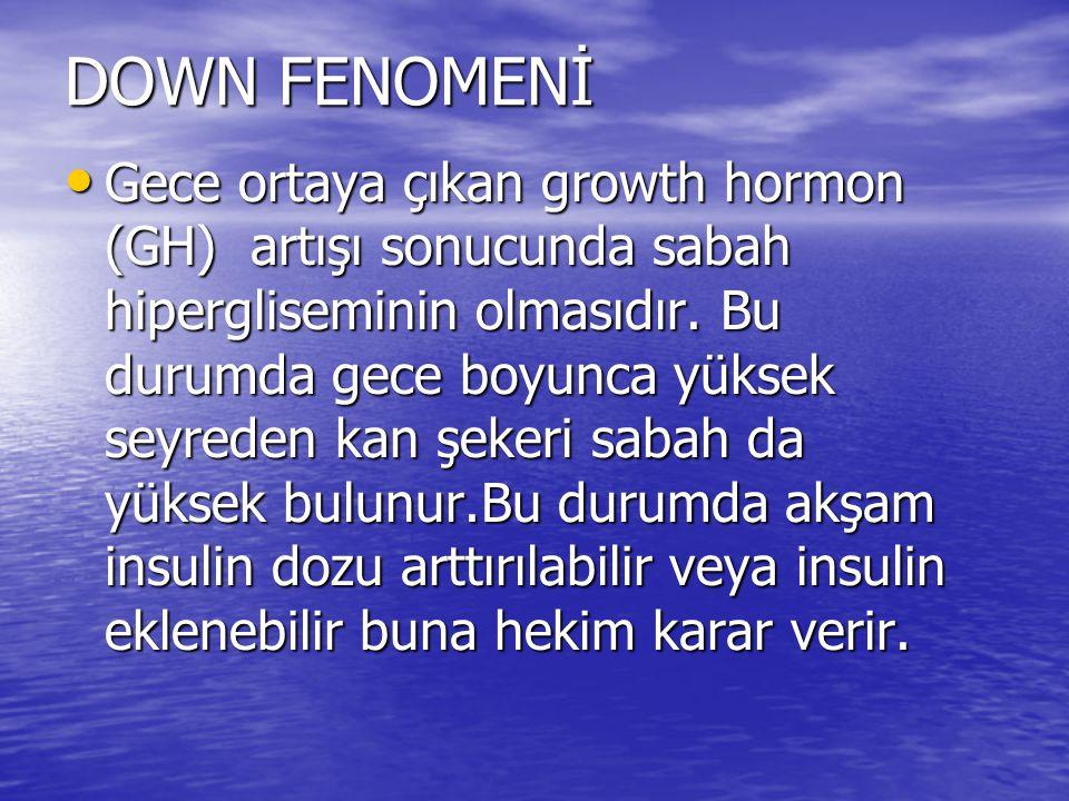 DOWN FENOMENİ