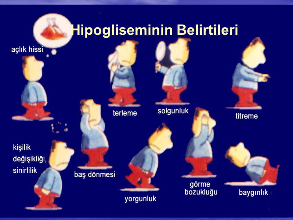 Hipogliseminin Belirtileri