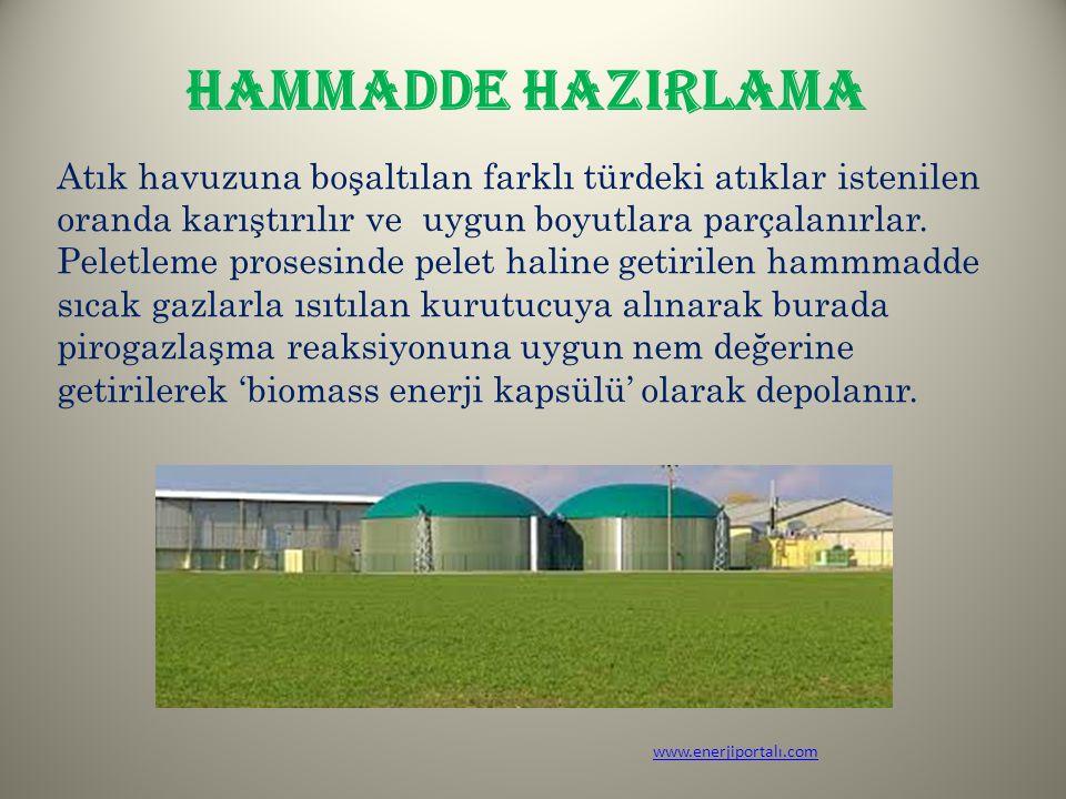 HAMMADDE HAZIRLAMA