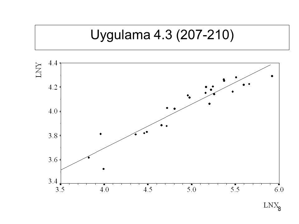 Uygulama 4.3 (207-210)