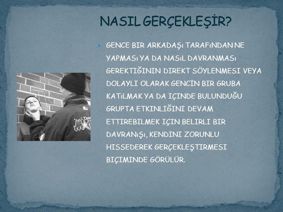 NASIL GERÇEKLEŞİR