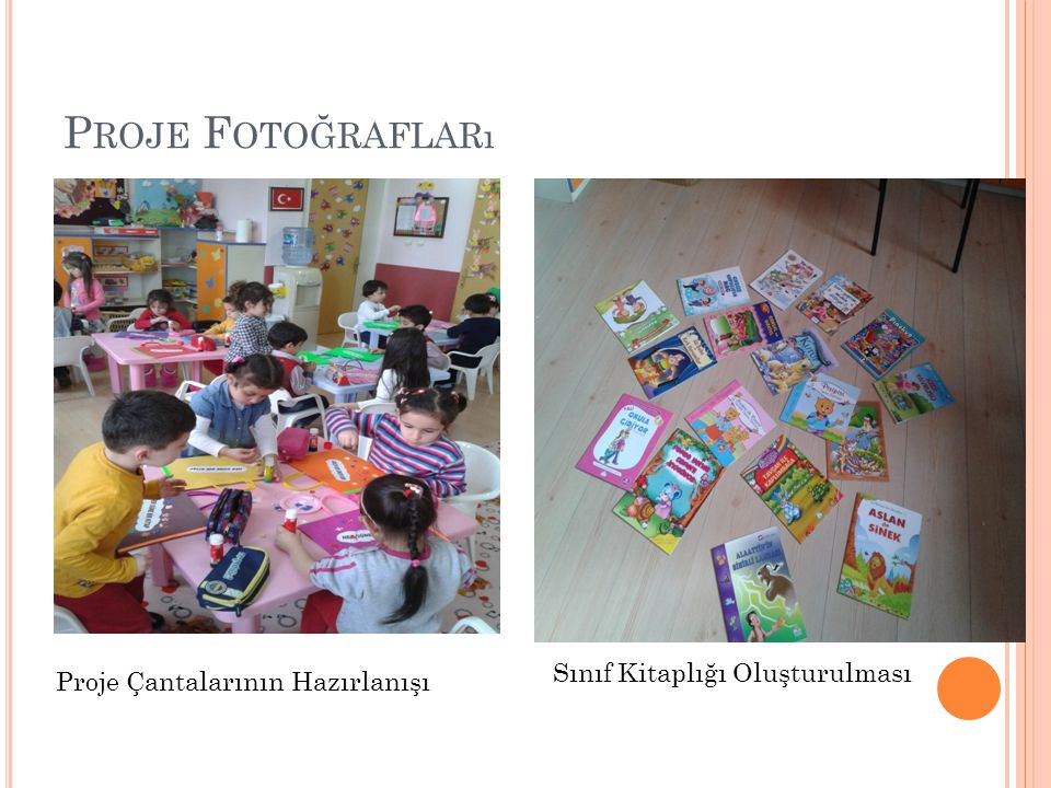 Proje Fotoğrafları Sınıf Kitaplığı Oluşturulması