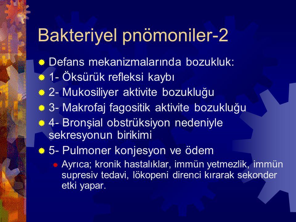 Bakteriyel pnömoniler-2