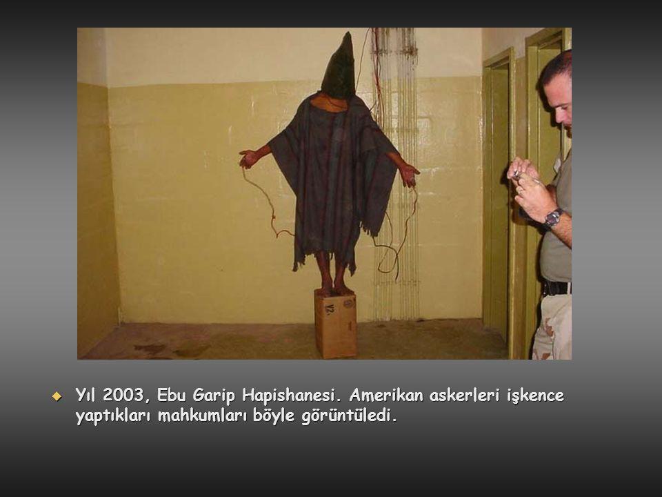 Yıl 2003, Ebu Garip Hapishanesi