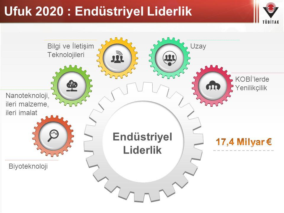Ufuk 2020 : Endüstriyel Liderlik