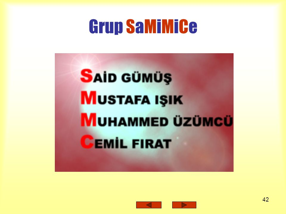 Grup SaMiMiCe