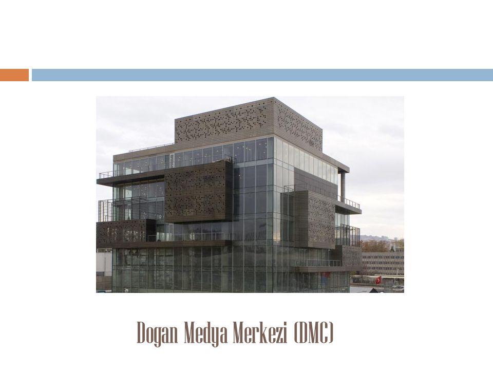 Dogan Medya Merkezi (DMC)