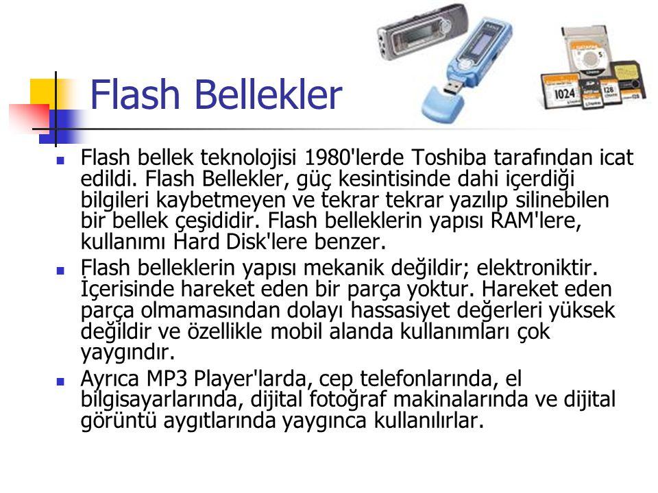 Flash Bellekler
