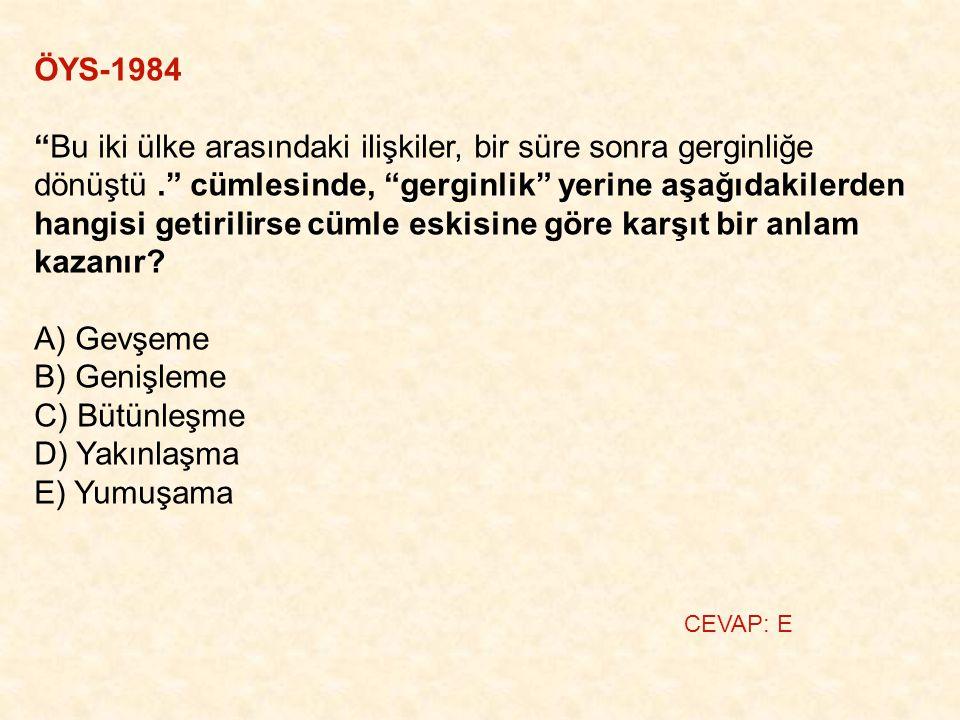 ÖYS-1984