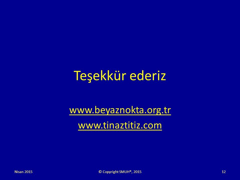 www.beyaznokta.org.tr www.tinaztitiz.com