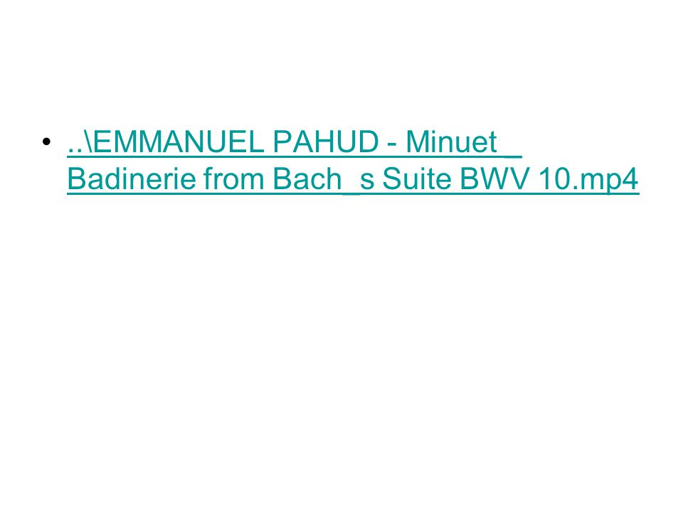 ..\EMMANUEL PAHUD - Minuet _ Badinerie from Bach_s Suite BWV 10.mp4