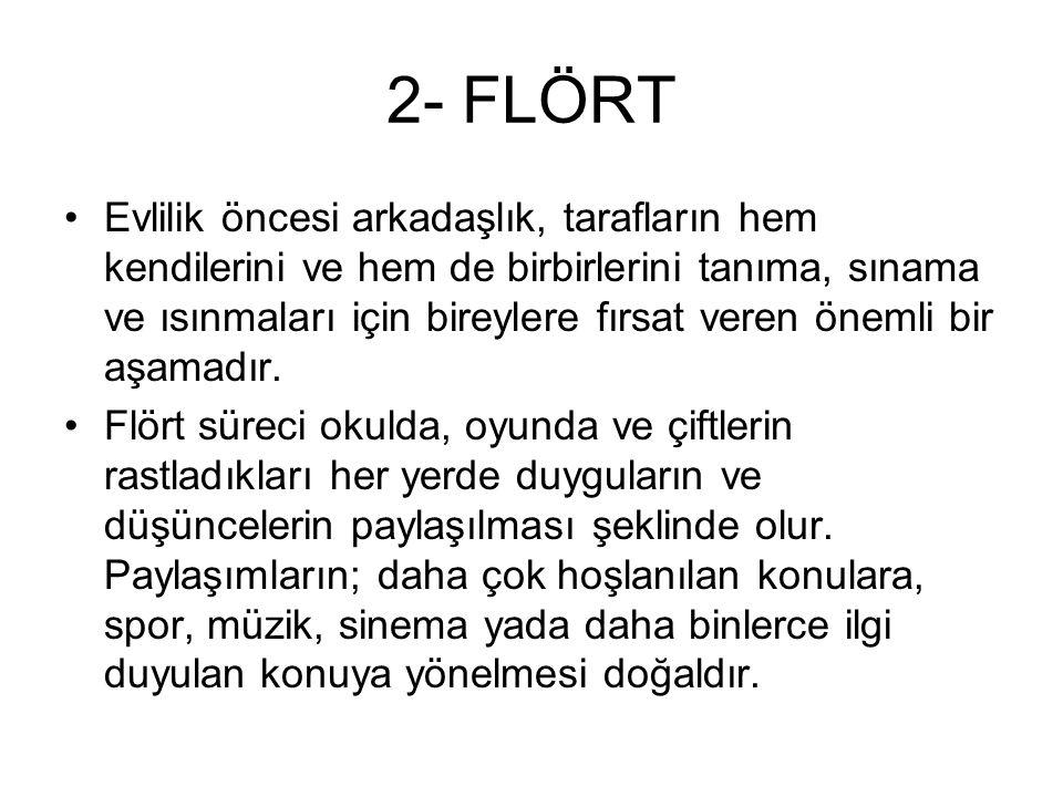 2- FLÖRT