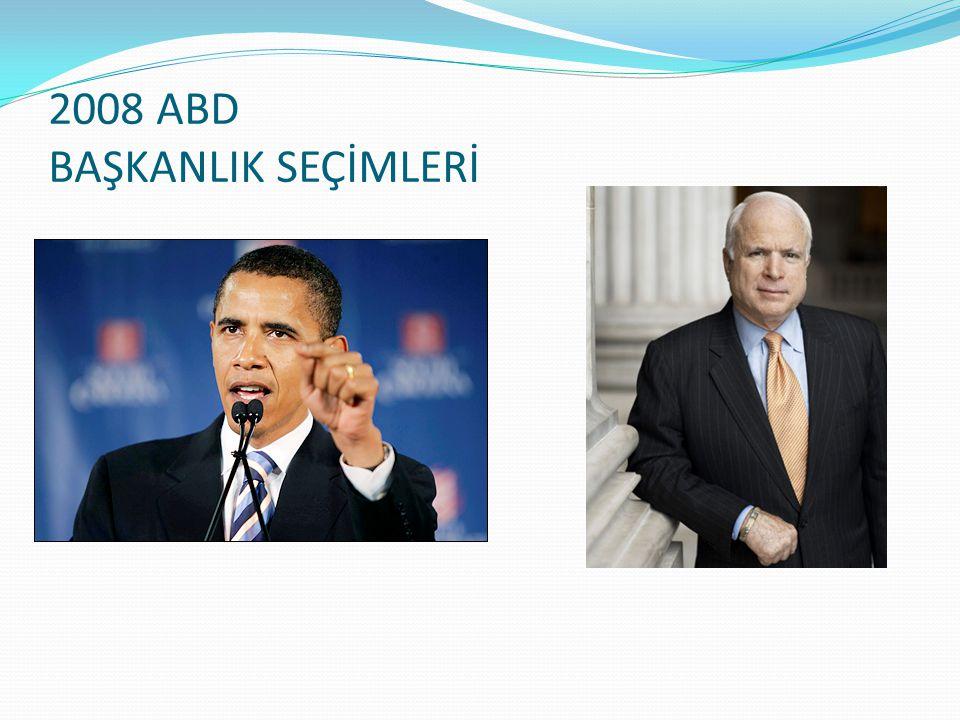 2008 ABD BAŞKANLIK SEÇİMLERİ