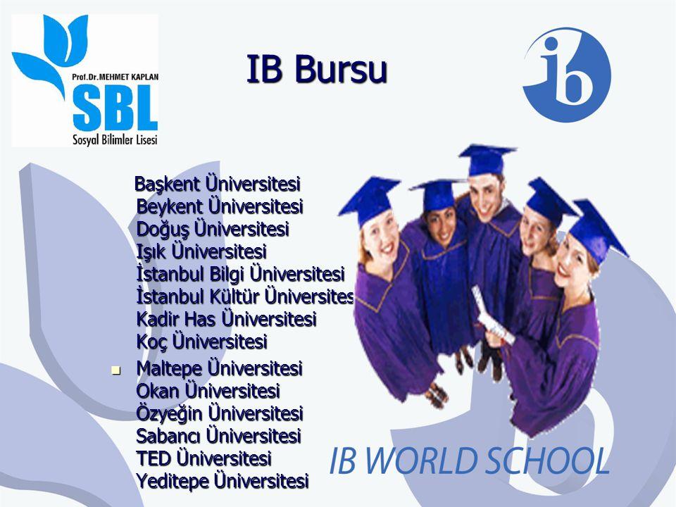 IB Bursu